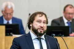 Депутат Горелкин отзовет свой законопроект для доработки