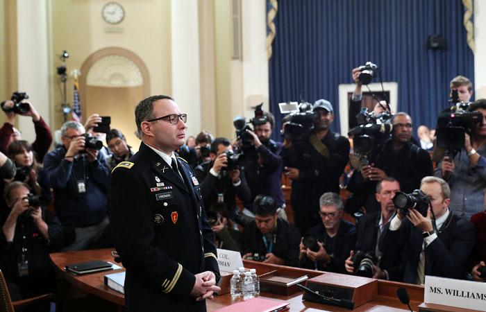 Подполковник США рассказал в конгрессе о предложениях стать министром обороны Украины