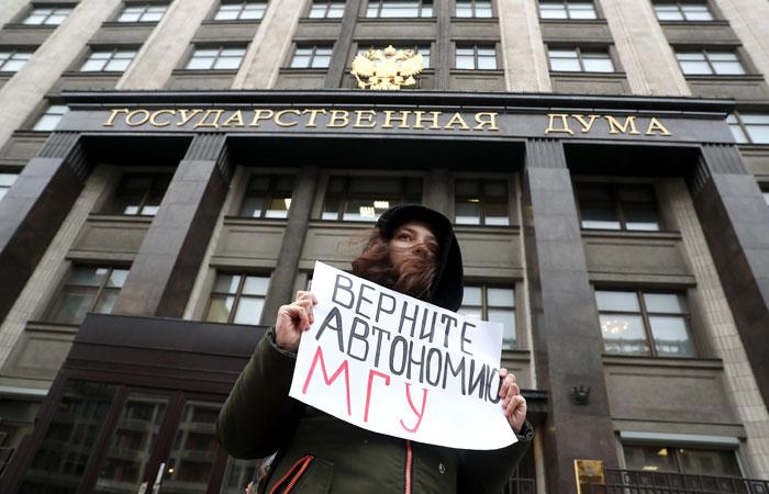 Госдума разрешила Садовничему остаться во главе МГУ после 80-летия