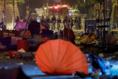 Сенат США принял законопроект по ситуации в Гонконге