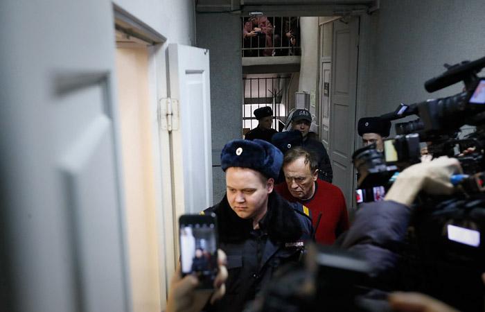 СПбГУ сообщил в полицию об угрозах в адрес студента историка Соколова