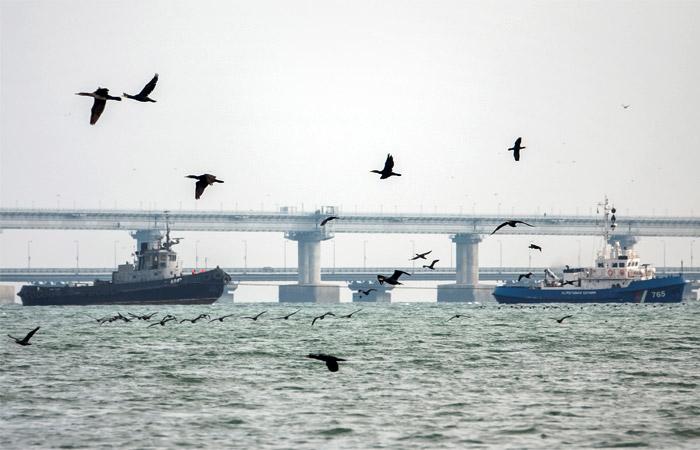 """На Украине заявили, что россияне """"угробили"""" возвращенные Киеву корабли"""