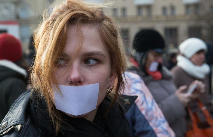 """""""Левада-центр"""" заметил рост важности свободы слова для россиян"""