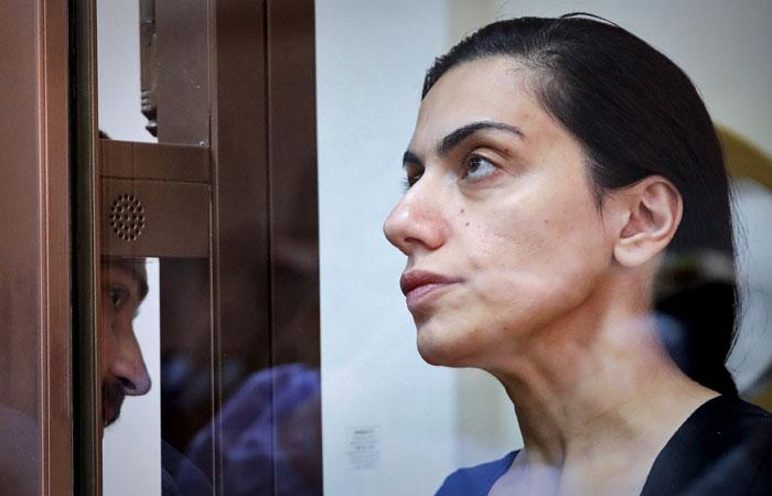 "Бывшему топ-менеджеру ""Интер РАО"" Карине Цуркан предъявили обвинение в шпионаже"