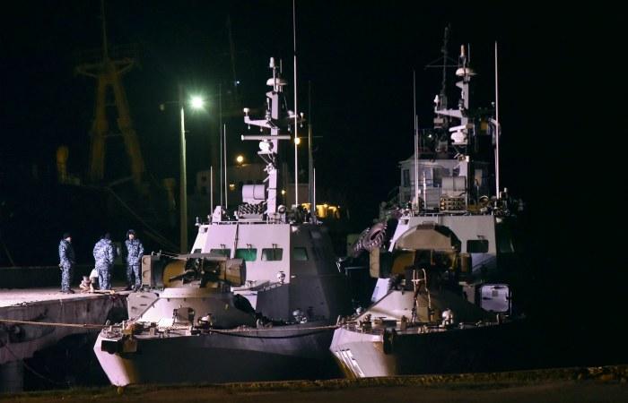 Украина потребует у России имущество с возвращенных кораблей