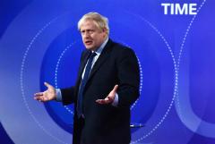"""Джонсон сравнил обвинения во влиянии РФ на Brexit с """"чушью о Бермудском треугольнике"""""""