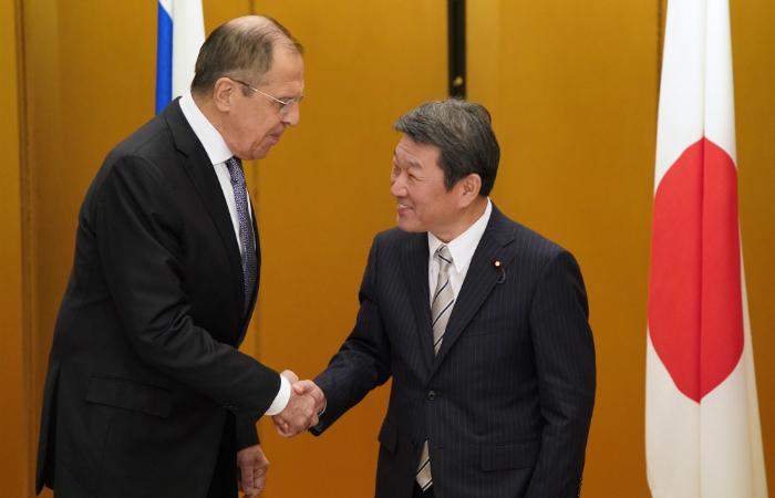 РФ выразила Японии озабоченность в связи с военным союзом Токио и США