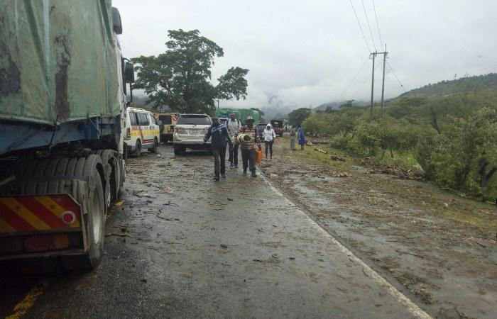 Почти 30 человек погибли из-за оползня в Кении