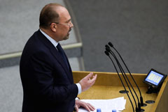 Михаил Мень возглавит государственный мусорный оператор РЭО