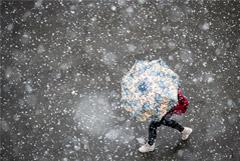 Гидрометцентр пообещал москвичам потепление и снег к концу недели
