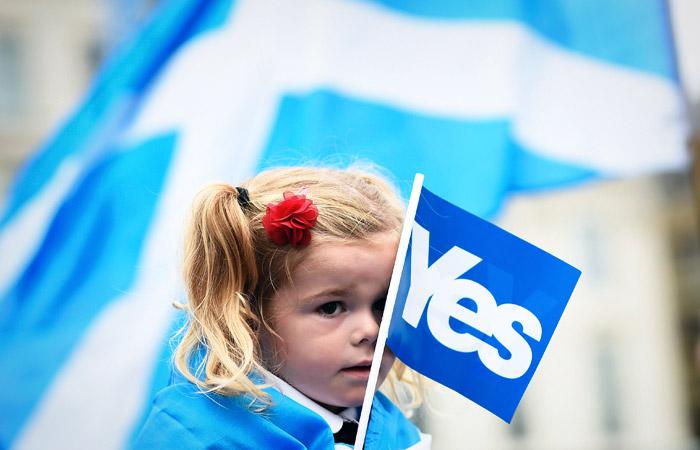 Власти Шотландии собрались провести новый референдум о независимости страны