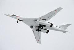 В РФ передали на испытания первый глубоко модернизированный бомбардировщик Ту-160М