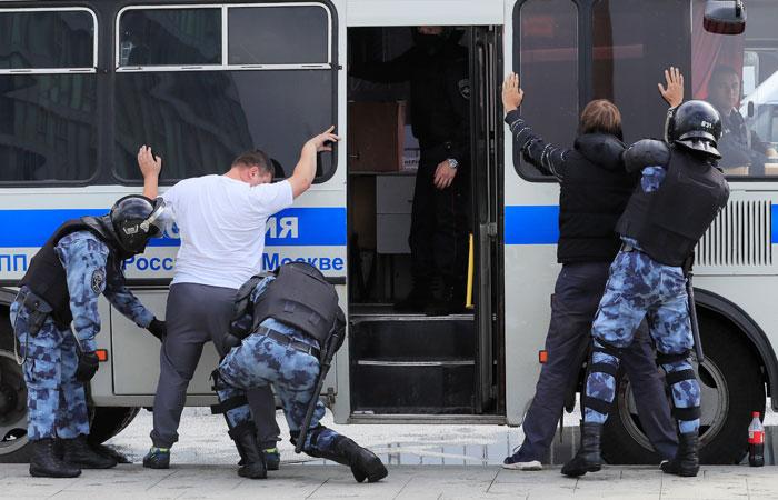 """Новому фигуранту """"дела 27 июля"""" предъявили обвинение"""