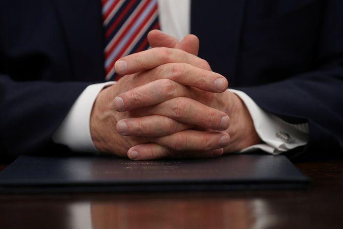 США ввела санкции против китайских игонконгских чиновников