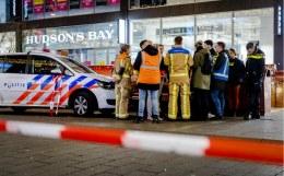 Неизвестный напал с ножом на людей в Гааге