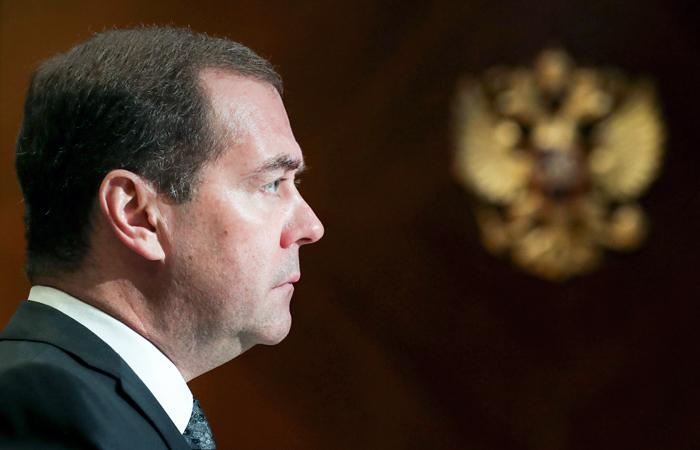"""Медведев подписал распоряжение о создании российского аналога """"Википедии"""""""