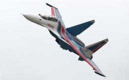 В России создадут новую версию истребителя Су-30СМ