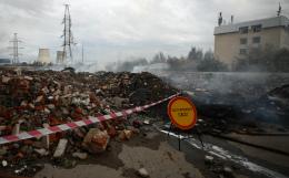 ТЭЦ-27 в Мытищах восстановила работу после пожара