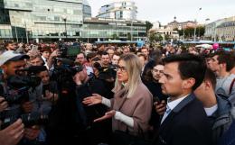 Баллотирующиеся в Мосгордуму оппозиционеры будут требовать встречи с Памфиловой