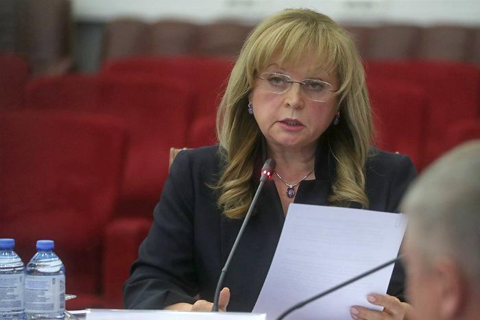 """Памфилова обвинила """"Голос"""" в фальсификации жалоб на нарушения"""