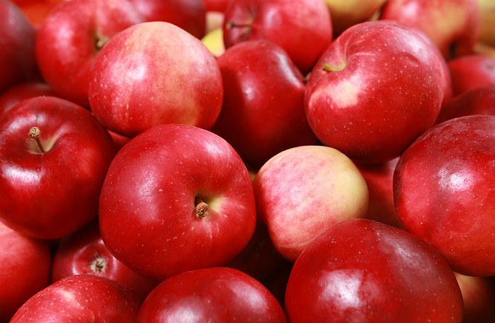 ВСША презентовали сорт яблок, которые непортятся напротяжении года