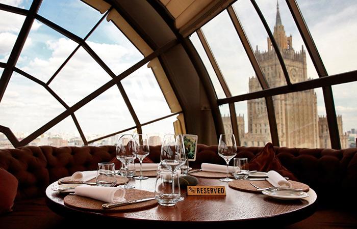 Составители ресторанного рейтинга La Liste назвали лучших в мире и в России