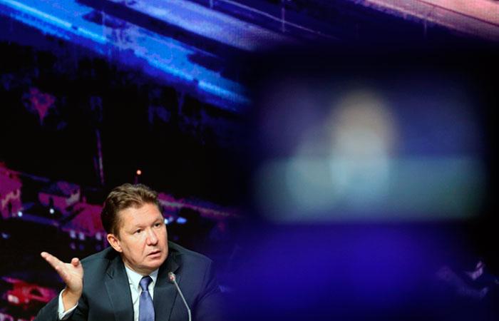 """Миллер заявил о новых """"очень-очень высоких"""" тарифах Киева на транзит газа"""