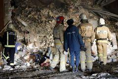 Обнаружен мужчина, погибший при взрыве в жилом доме под Белгородом