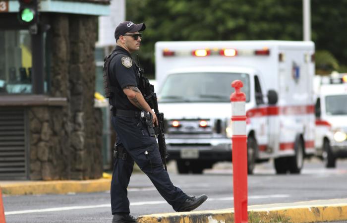 Стрельба набазе США Перл-Харбор: есть жертвы