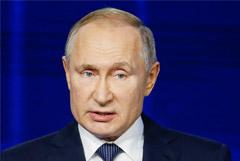 """Путин заявил о """"трудно реализуемых"""" запросах Киева на переговорах по газу"""