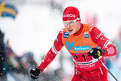 Россияне выиграли мужскую эстафету на этапе Кубка мира по лыжным гонкам