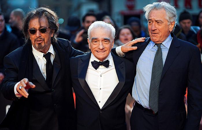 """Американские кинокритики назвали """"Ирландца"""" Скорсезе лучшим фильмом года"""