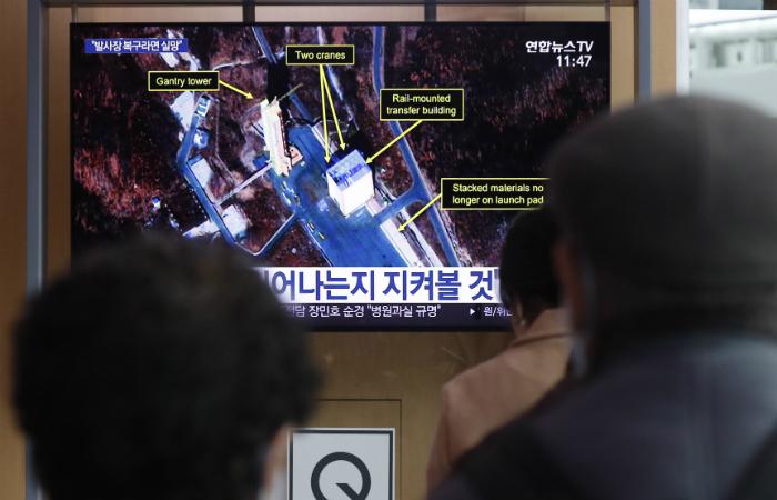 """Северная Корея объявила об """"очень важном испытании"""" на полигоне Сохэ"""