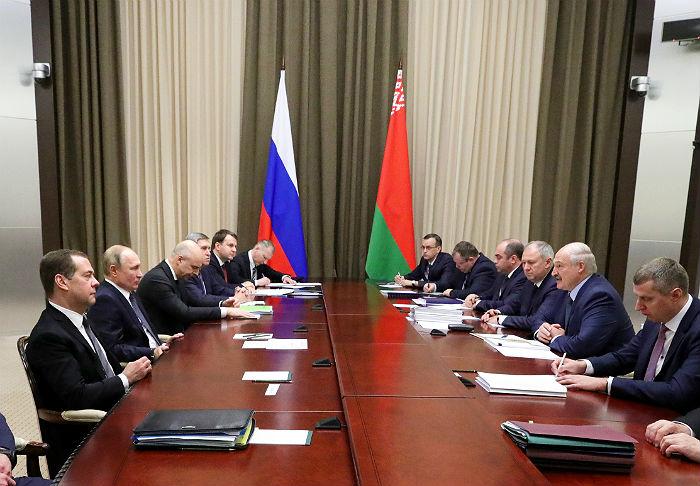 Минск еще не согласовал с Москвой восемь дорожных карт по интеграции