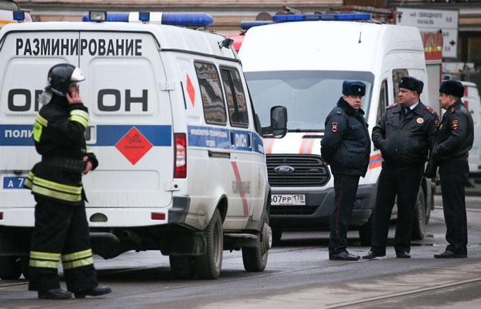 """Угрозы о """"минировании"""" поступили в 12 судов Москвы"""