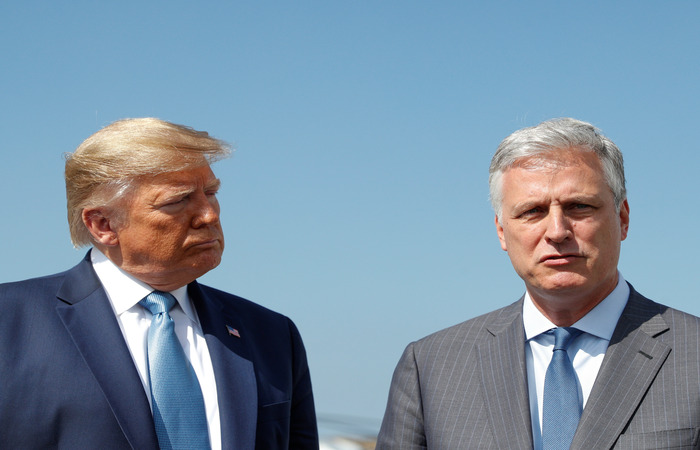 Советник Трампа сообщил о возможности встречи Трампа и Лаврова