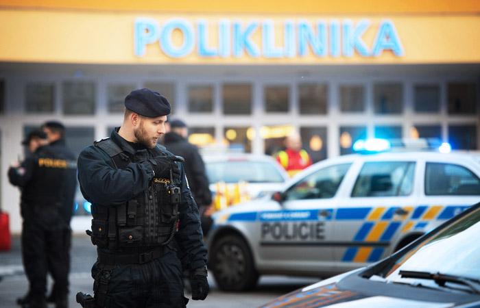 В Чехии в результате стрельбы в больнице погибли шестеро