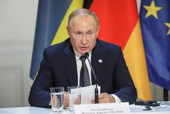 Путин объяснил разногласия с Зеленским по поводу вопроса о границе