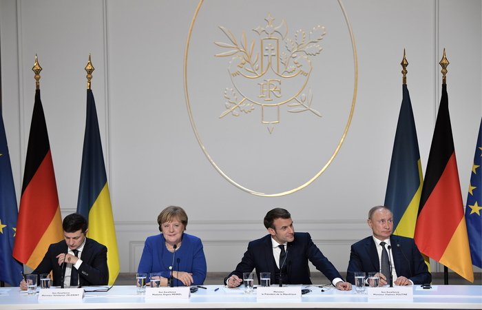 В ЦПК назвали главное достижение саммита в Париже