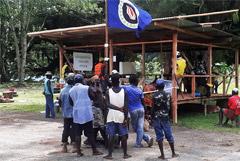 Остров Бугенвиль проголосовал за отделение от Папуа - Новой Гвинеи