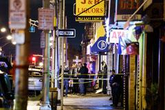Число жертв многочасовой стрельбы в Нью-Джерси достигло шести