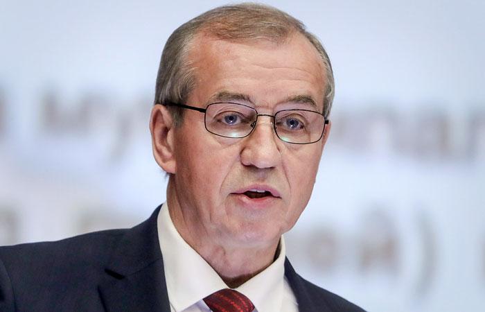 Иркутский губернатор Левченко ушел в отставку
