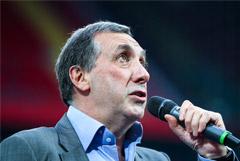 Президента ЦСКА Гинера отстранили от футбола на три месяца за комментарий о судействе