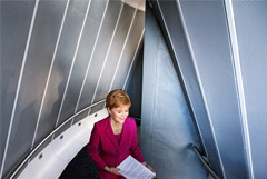 Глава кабмина Шотландии собралась провести новый референдум о независимости