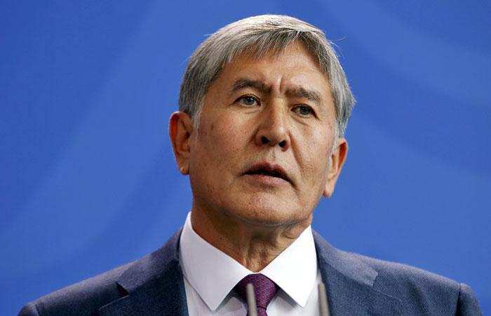 Экс-президента Киргизии обвинили в убийстве бойца спецназа
