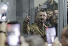 Суд в Киеве арестовал предполагаемого организатора убийства Шеремета