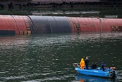 Затонувшую в Севастополе подлодку утилизируют