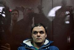 Мосгорсуд оставил в СИЗО фигуранта дела о беспорядках в Москве Суровцева