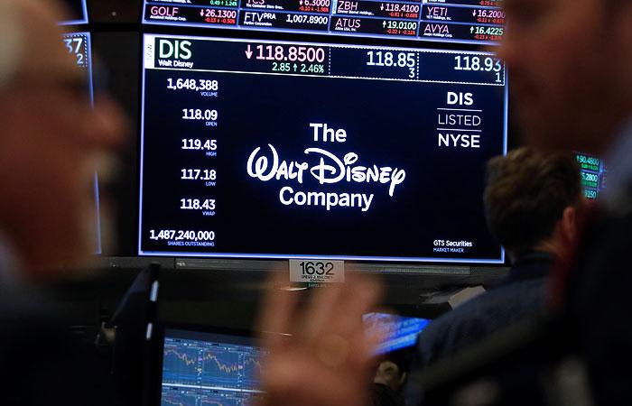 Кассовые сборы Disney с начала года превысили рекордные для киностудий $10 млрд