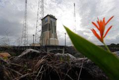"""Пуск ракеты """"Союз"""" с пятью европейскими спутниками отложили из-за неисправности"""